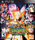 Naruto Shippuden: Ultimate Ninja Storm Revolution for PlayStation 3