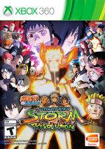 Naruto Shippuden: Ultimate Ninja Storm Revolution for Xbox 360