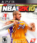 NBA 2K10 for PlayStation 3