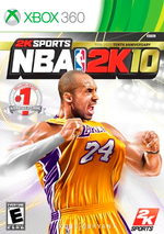 NBA 2K10 for Xbox 360