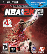 NBA 2K12 for PlayStation 3