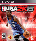 NBA 2K15 for PlayStation 3
