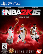 NBA 2K16 for PlayStation 4