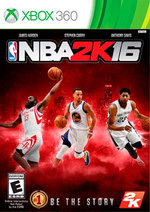 NBA 2K16 for Xbox 360
