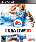 NBA Live 10 for PlayStation 3