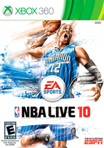 NBA Live 10 for Xbox 360
