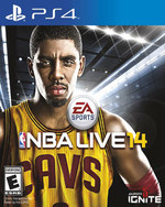 NBA Live 14 for PlayStation 4