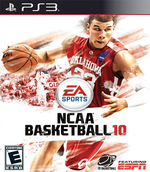 NCAA Basketball 10 for PlayStation 3