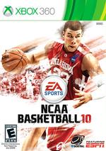 NCAA Basketball 10 for Xbox 360