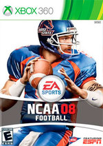 NCAA Football 08 for Xbox 360
