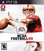 NCAA Football 09 for PlayStation 3