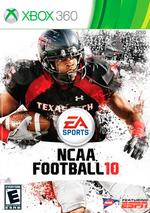 NCAA Football 10 for Xbox 360