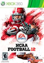 NCAA Football 12 for Xbox 360