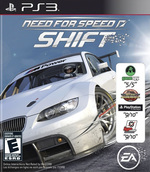 Need for Speed: Shift for PlayStation 3