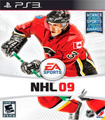 NHL 09 for PlayStation 3