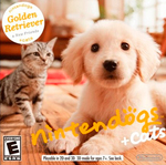 Nintendogs + Cats: Golden Retriever and New Friends