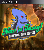 Oddworld: Abe's Oddysee - New 'n' Tasty for PlayStation 3