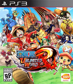 One Piece: Unlimited World RED for PlayStation 3
