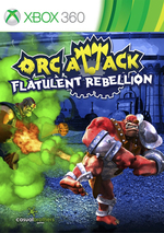 Orc Attack: Flatulent Rebellion for Xbox 360