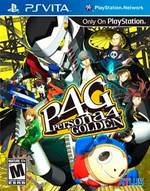 Persona 4 Golden for PS Vita
