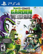 Plants vs. Zombies: Garden Warfare for PlayStation 4