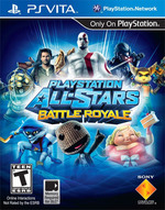PlayStation All-Stars Battle Royale for PS Vita