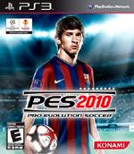 Pro Evolution Soccer 2010 for PlayStation 3