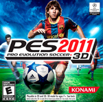Pro Evolution Soccer 2011 3D for Nintendo 3DS