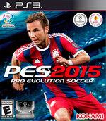 Pro Evolution Soccer 2015 for PlayStation 3
