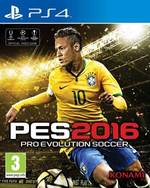 Pro Evolution Soccer 2016 for PlayStation 4
