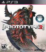 Prototype 2 for PlayStation 3