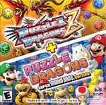 Puzzle & Dragons Z + Puzzle & Dragons Super Mario Bros. for Nintendo 3DS