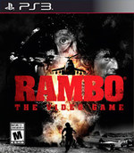 Rambo: The Video Game for PlayStation 3