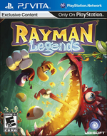 Rayman Legends for PS Vita