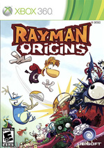 Rayman Origins for Xbox 360