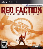 Red Faction: Guerrilla for PlayStation 3
