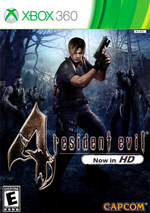 Resident Evil 4 HD for Xbox 360