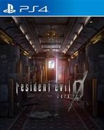 Resident Evil Zero HD Remaster for PlayStation 4