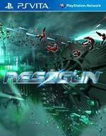 Resogun for PS Vita