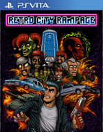 Retro City Rampage for PS Vita