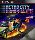 Retro City Rampage DX for PlayStation 3