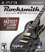 Rocksmith 2014 for PlayStation 3