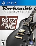 Rocksmith 2014 for PlayStation 4