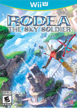 Rodea the Sky Soldier for Nintendo Wii U