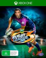 Rugby League Live 3 for Xbox One