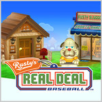 Rusty's Real Deal Baseball for Nintendo 3DS
