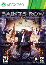 Saints Row IV for Xbox 360