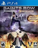 Saints Row IV: Re-Elected + Gat out of Hell for PlayStation 4