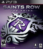Saints Row: The Third for PlayStation 3
