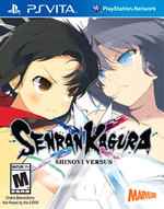 Senran Kagura: Shinovi Versus for PS Vita